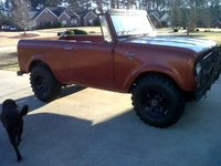 1967 International Harvester Scout Picture Gallery
