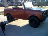 1967 International Harvester Scout Overview