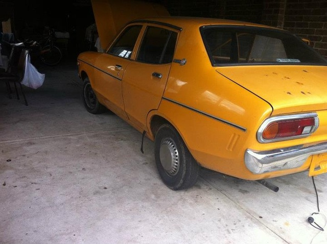Picture of 1975 Datsun 210, exterior, gallery_worthy