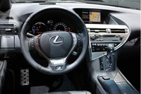 2013 Lexus RX 450h picture, interior