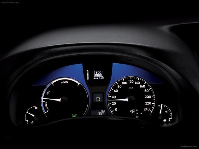 Picture of 2013 Lexus RX 450h, interior