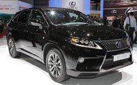 Picture of 2013 Lexus RX 450h, exterior