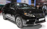 Picture of 2013 Lexus RX 450h, exterior
