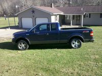 Picture of 2004 Ford F-150 FX4 Ext. Cab 4WD, exterior, gallery_worthy