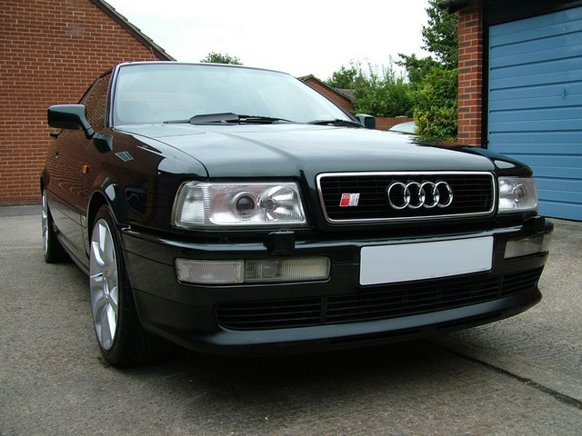 Picture of 1991 Audi Coupe quattro AWD, exterior, gallery_worthy