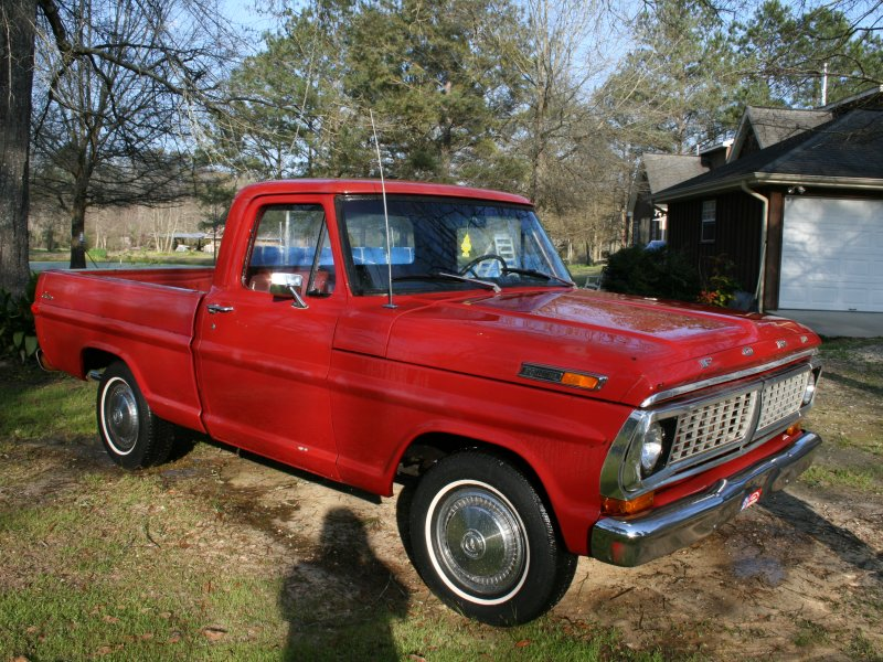 1970 Ford F-100 picture, exterior
