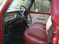 1970 Ford F-100 picture, interior