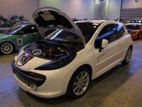 Picture of 2008 Peugeot 207, exterior, engine