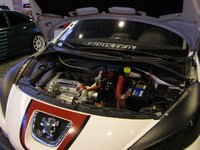 Picture of 2008 Peugeot 207, engine