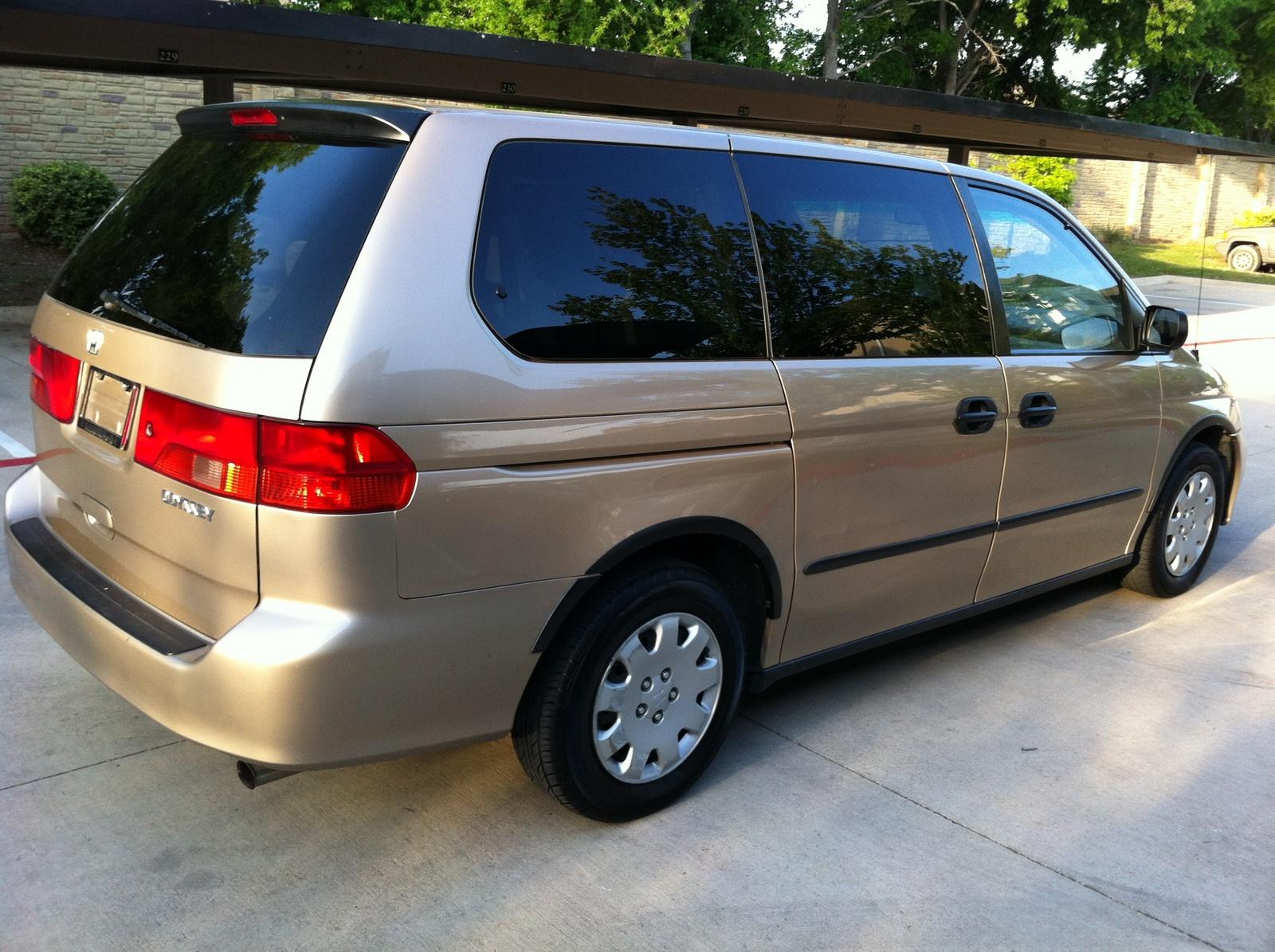 2000 Honda Odyssey Pictures Cargurus