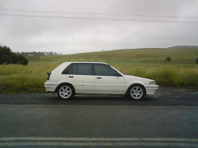 Picture of 1988 Nissan Pulsar