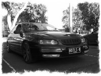 2003 Holden Statesman Overview