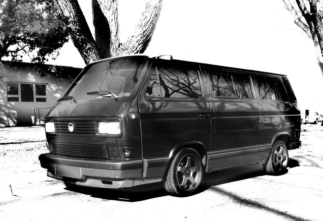 Picture of 1988 Volkswagen Vanagon