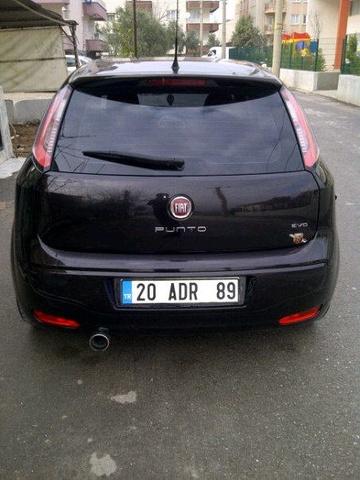 Picture of 2010 Fiat Punto Evo