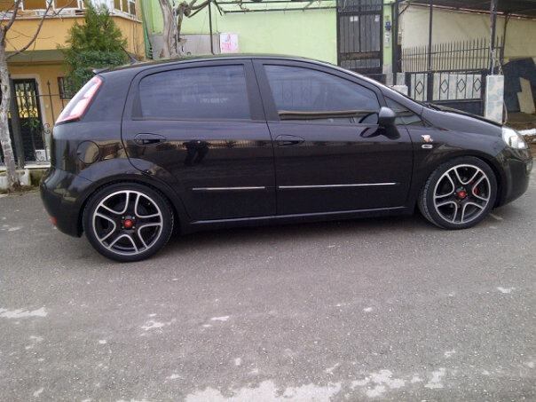 Picture of 2010 Fiat Punto Evo