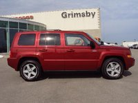 2010 Jeep Patriot Overview