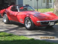 Picture of 1968 Chevrolet Corvette Coupe, exterior