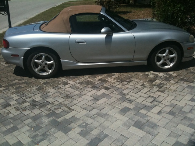 Picture of 2000 Mazda MX-5 Miata LS, exterior, gallery_worthy