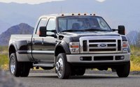 2012 Ford F-450 Super Duty King Ranch Crew Cab 8ft Bed DRW 4WD picture, exterior