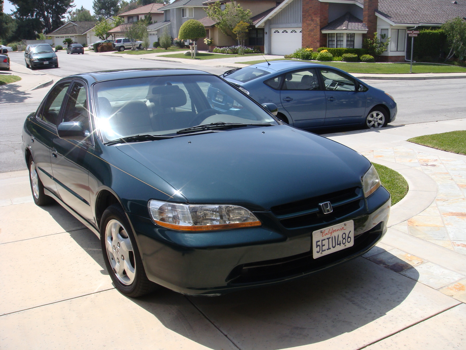 1998 Honda Accord Pictures Cargurus