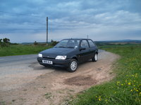 1996 Ford Fiesta Overview