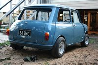 1964 Morris Mini Overview