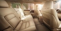 2013 Toyota Land Cruiser, Back Seat. , manufacturer, interior