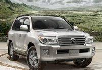 2013 Toyota Land Cruiser, Front quarter view. , exterior, manufacturer