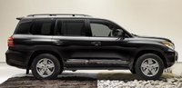 2013 Toyota Land Cruiser, Side View., manufacturer, exterior