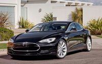 2013 Tesla Model S, Front quarter view. , manufacturer, exterior