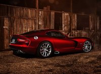 2013 SRT Viper, Back quarter view copyright Yahoo Autos. , exterior, manufacturer, gallery_worthy
