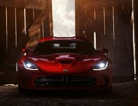 2013 SRT Viper, Front View copyright Yahoo Autos. , exterior, manufacturer, gallery_worthy