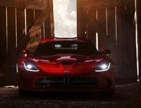 2013 SRT Viper, Front View copyright Yahoo Autos. , exterior, manufacturer