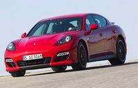 2013 Porsche Panamera Overview