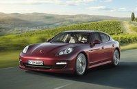 2013 Porsche Panamera, Front quarter view. , exterior, manufacturer