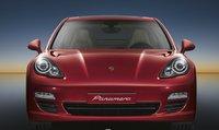 2013 Porsche Panamera, Front View. , exterior, manufacturer