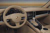2013 Porsche Panamera, Front Seat. , interior, manufacturer