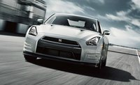 2013 Nissan GT-R, Front View. , exterior, manufacturer