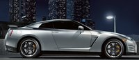 2013 Nissan GT-R, Side View. , exterior, manufacturer