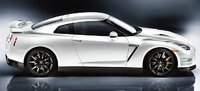 2013 Nissan GT-R, Side view., manufacturer, exterior