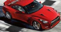 2013 Nissan GT-R, Front quarter view., exterior, manufacturer