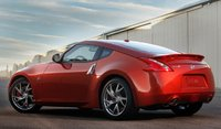 2013 Nissan 370Z, Back quarter view. , manufacturer, exterior