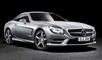 2013 Mercedes-Benz SL-Class Picture Gallery