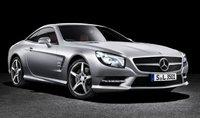 2013 Mercedes-Benz SL-Class, Front quarter view. , exterior, manufacturer