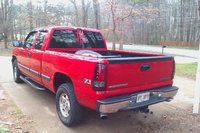 Picture of 2001 Chevrolet Silverado 1500 LT Extended Cab SB 4WD, exterior, gallery_worthy
