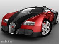 2006 Bugatti Veyron 16.4, bugatti, exterior