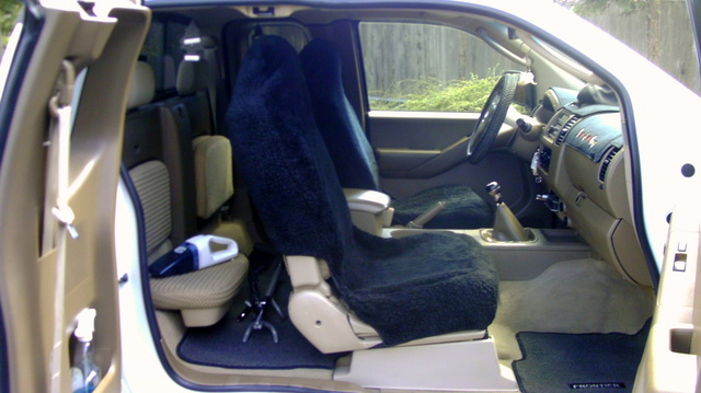 Sunny King Ford >> 2007 Nissan Frontier - Interior Pictures - CarGurus