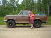 1987 Ford Bronco Picture Gallery