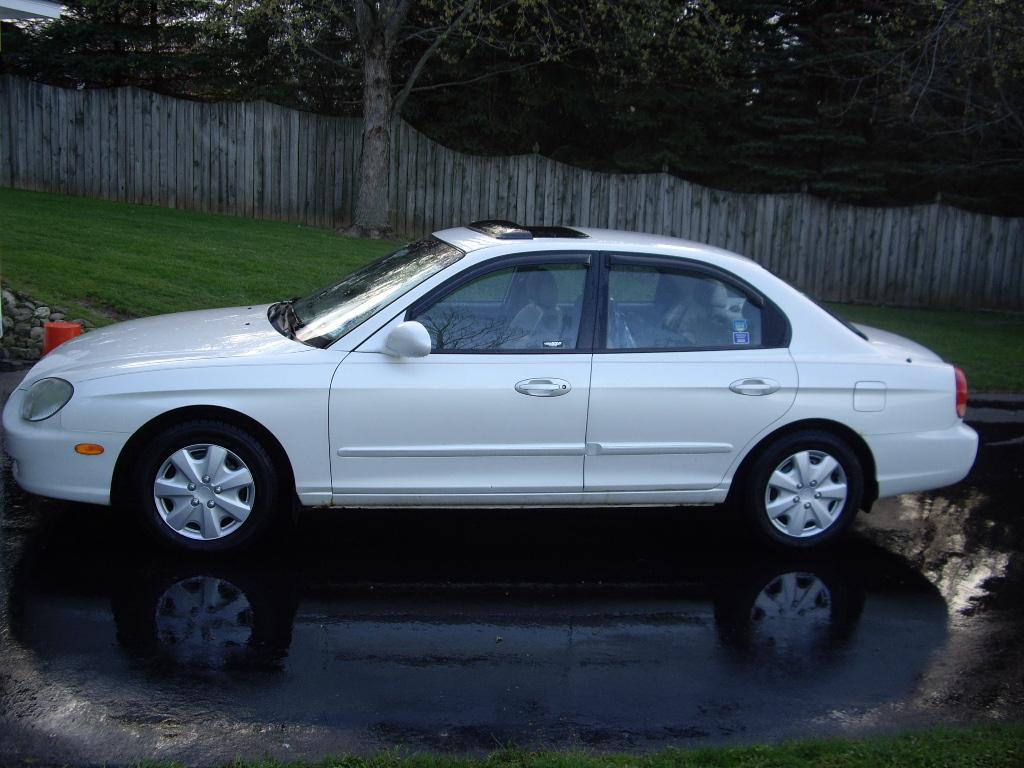 2001 Hyundai Sonata Pictures Cargurus