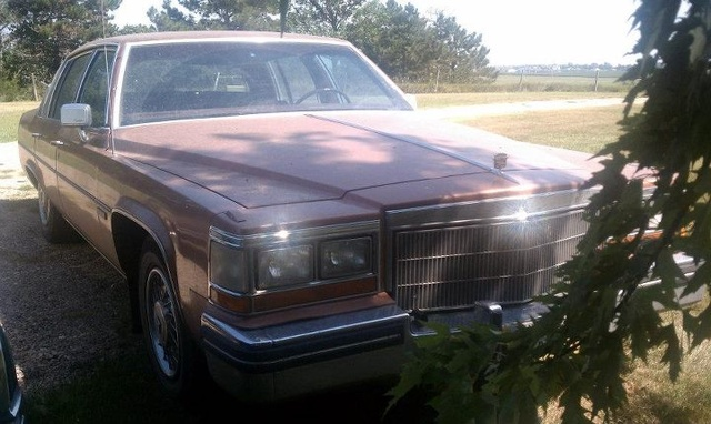 Picture of 1982 Cadillac DeVille